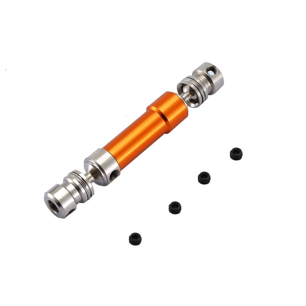 Eje de transmisión trasero de Metal CVD para WLtoys 12428 12429 1/12 RC coche orugas de curso corto camión de actualización de piezas de salto S270