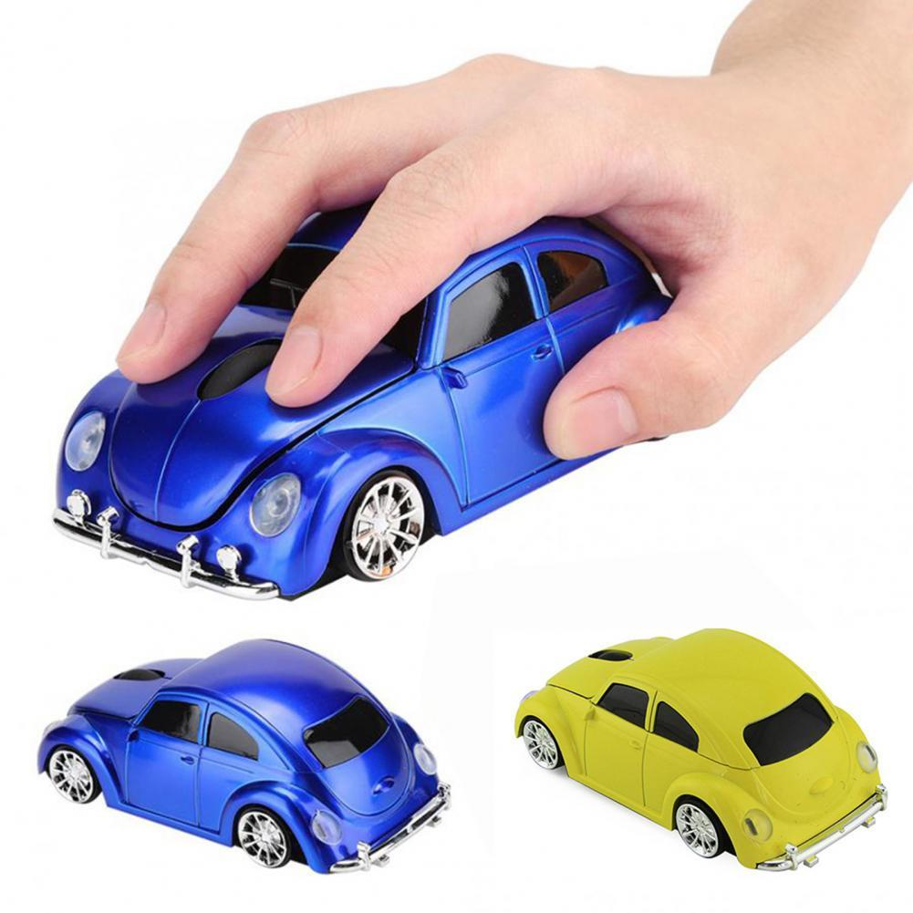 3d xmas usb optical wireless mouse vw beetle car shape gaming mouse beetle mause for pc laptop computer mice Beetle Car Shape Mouse Small Computer Mouse Ergonomic 2.4GHz Wireless Gaming Mouse With Receiver For PC Laptop