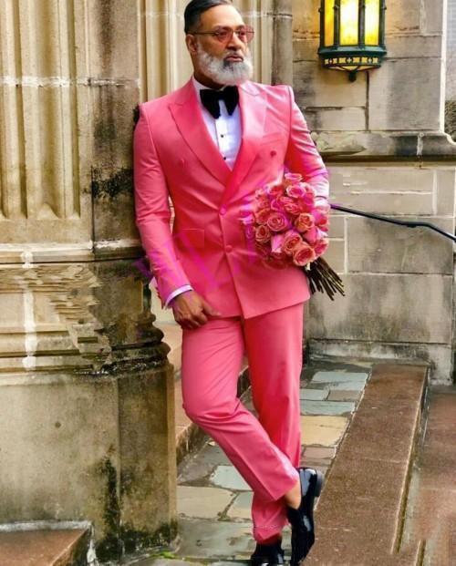 2020 Mais Recente Do Homem Se Adapte Para O Casamento Vestido de Noiva Vestido de Noite Jantar Terno Do Noivo Desgaste твидовый костюм 2 Peças Terno (Paletó + Calça)