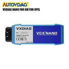 Opel GDS2 및 TIS2WEB 자동차 진단 도구 용 GM 용 VXDIAG VCX NANO mdi보다 우수한 USB wifi 프로그래밍 시스템 무료 배송
