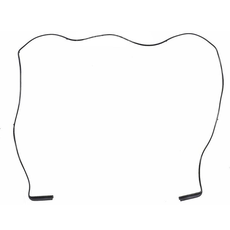"Tela lcd de borracha moldura do quadro médio anel para macbook pro retina 13  ""a1706 a1708 7xed"