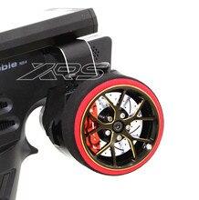XRSRACING flysky Noble NB4 RC noir or pistolet type télécommande mise à niveau remplacement Simulation disque frein main roue