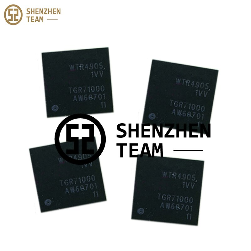 SZteam 10pcs/lot WTR2965 WTR4905 0VV WTR4905 1VV  Intermediate Frequency IC IF IC Chip WTR IC enlarge