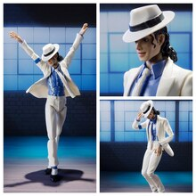 15cm Neue SHF Michael Jason Smooth Criminal Moonwalk Action Figure Sammlung Modell Spielzeug
