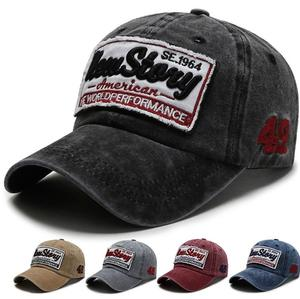 new spring and autumn sun hat couple embroidery baseball cap fashion golf hats outdoor cotton sports caps