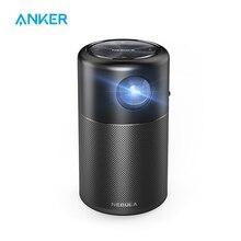Anker Nebula Capsule Smart Portable Wi-Fi Mini Projector Pocket Cinema with DLP 360' Speaker 100