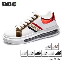 mens casual shoes trend air cushion flat shoes sneakers men running shoes athletic training footwear sports gym zapatos hombre