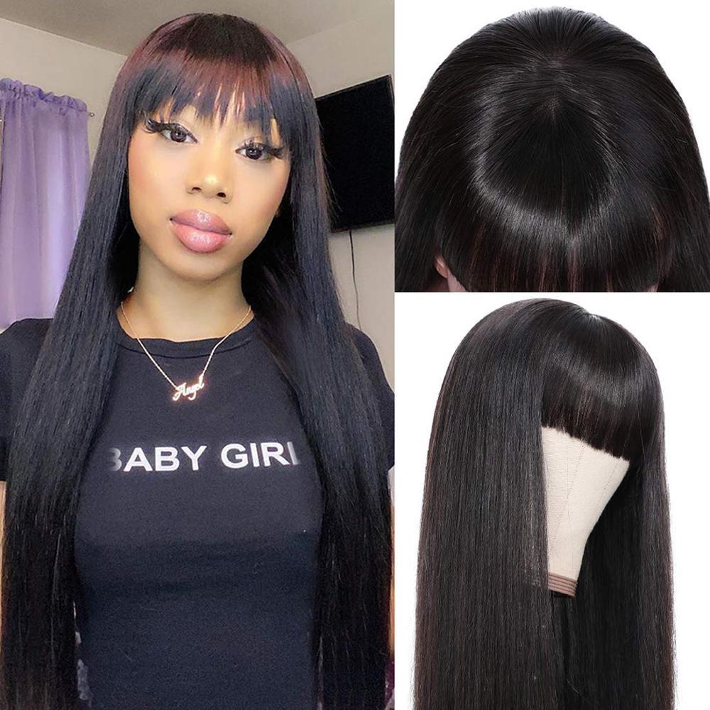 Frontal de encaje con pelo de bebé, cabello brasileño ondulado Remy de 13x4 pulgadas, cabello humano Pre arrancado de oreja a oreja