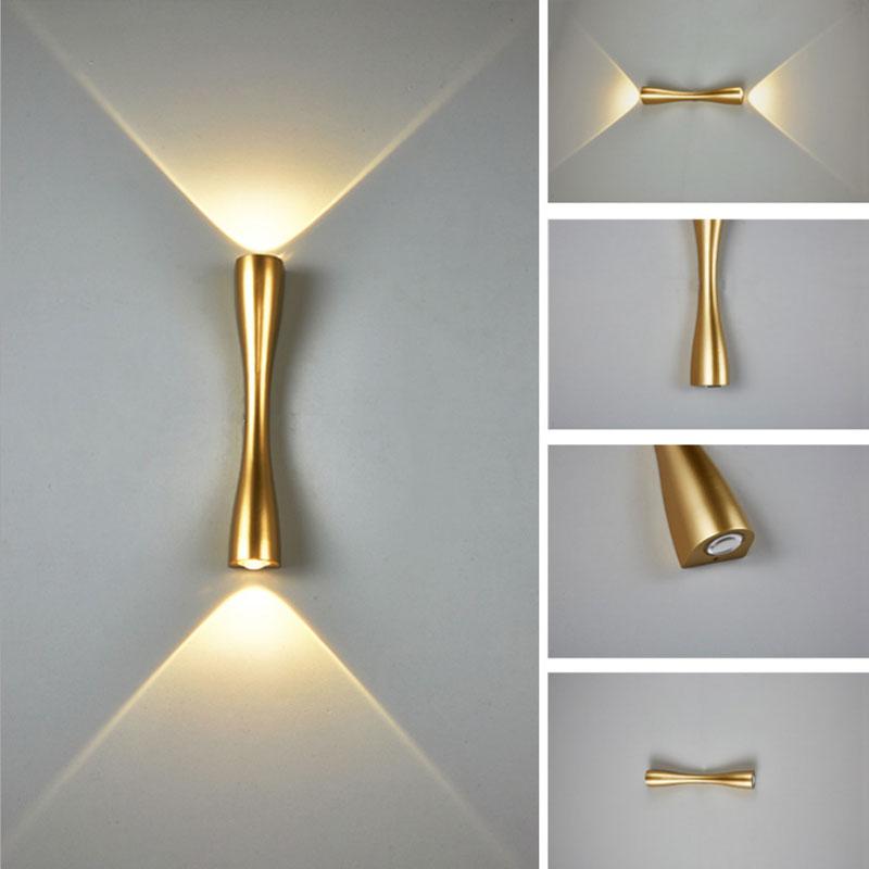 AliExpress - Modern minimalist outdoor waterproof wall lamp IP66 creative personality decoration Nordic lamp luxury home aisle lighting