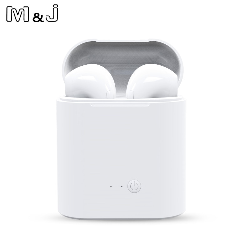Hot Sale I7s TWS Bluetooth Earphone Stereo Earbud Wireless Bluetooth Earphones In-ear Headsets For A