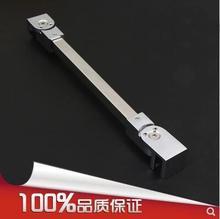 1 pièces acier inoxydable douche verre porte fixe tige/pince, salle de bain verre barre de support, longueur 40/60/70cm(LG002)
