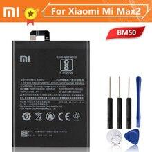 Xiao Mi Xiaomi BM50 Phone Battery For Xiao mi Max 2 Max2 5300mAh BM50 Original Replacement Battery + Tool