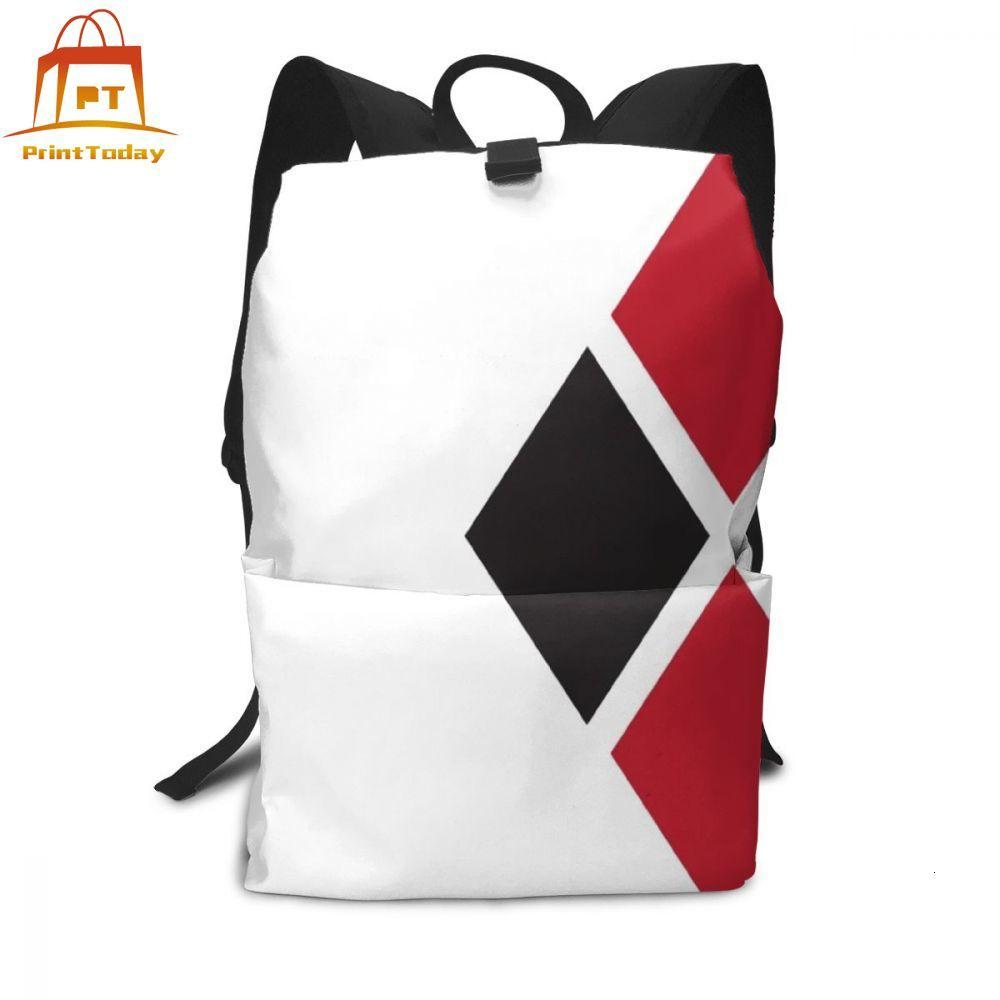 Mochila De Harley Quinn, mochilas de Harley Quinn, bolso para adolescente multiusos, bolsos de tendencia para hombres y mujeres de alta calidad