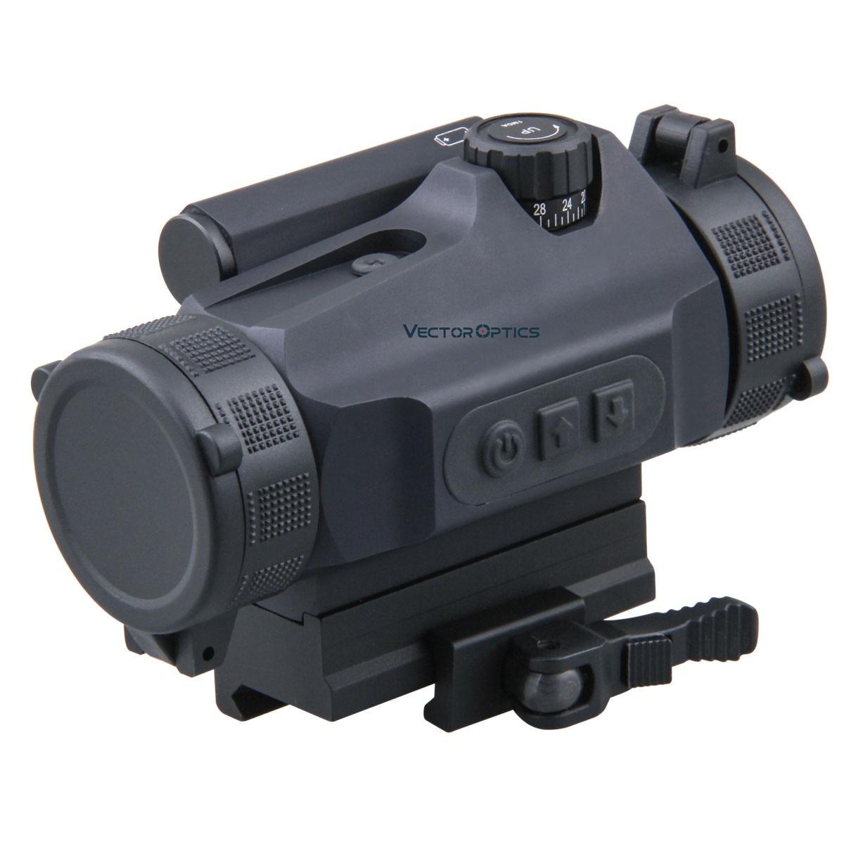 Vector Optics Nautilus 1x30 GenII Red Dot Sight 3MOA Dot Size 11 Levels Intensity Auto Light Sense Tactical Rifle Sight Fit AR15 enlarge