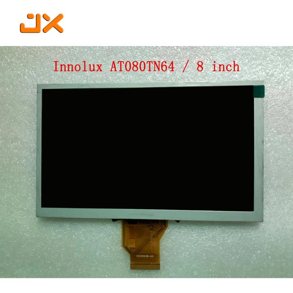 AT080TN64 8 polegada Innolux display LCD original para car DVD navigator tela de LCD