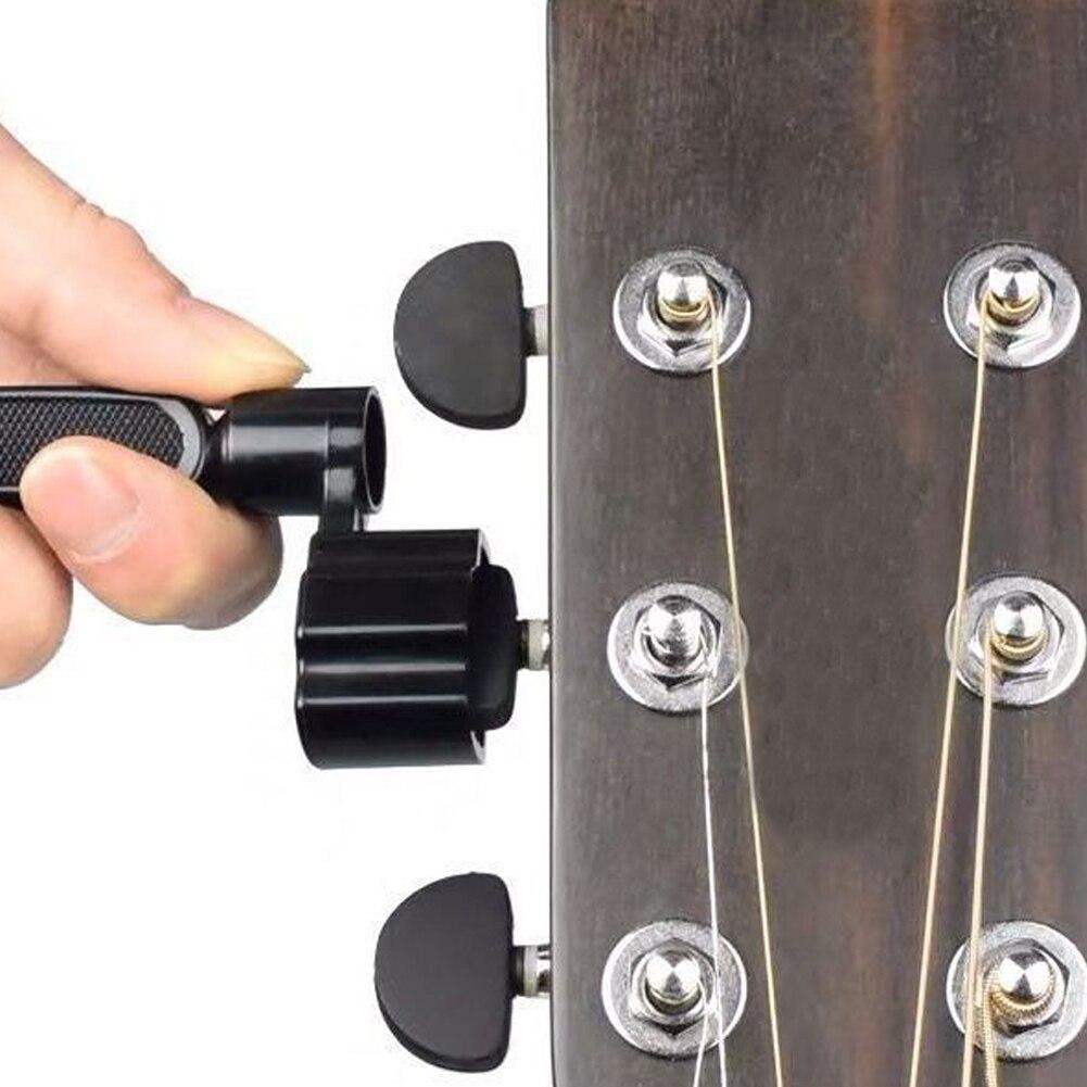 2Guitar Tool Kit Repairing Maintenance Tools String Organizer String Action Ruler Gauge Measuring Tool Hex Wrench Set Files  - buy with discount