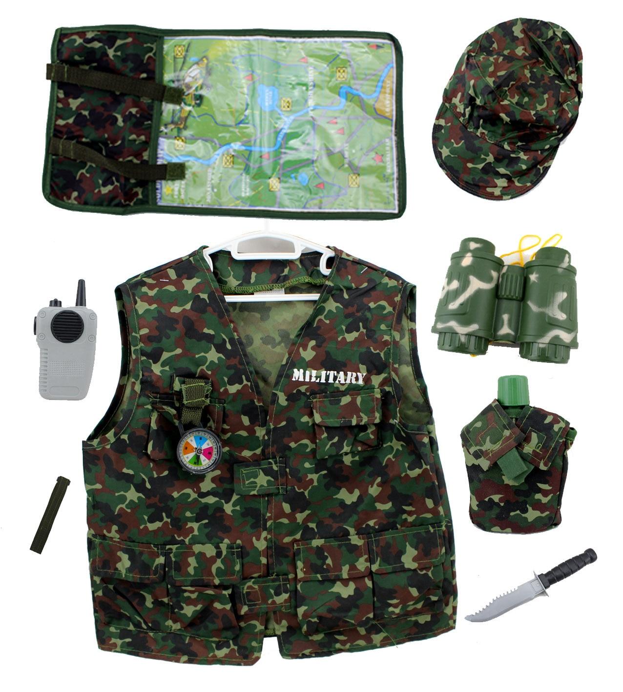 Ropa aromática Hope ropa de Día de los niños ropa de actuación de vacaciones campo operaciones Guerrilla ropa 0953 militar Cl