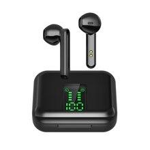 X15 tws sem fio bluetooth 5.0 fone de ouvido estéreo alta fidelidade sem fio binaural hd chamada