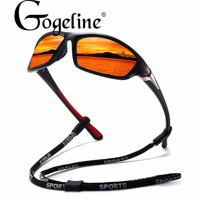 Мужские солнцезащитные очки в стиле ретро, квадратные поляризационные темные очки-хамелеоны, ночное видение, для вождения, путешествий, на ...