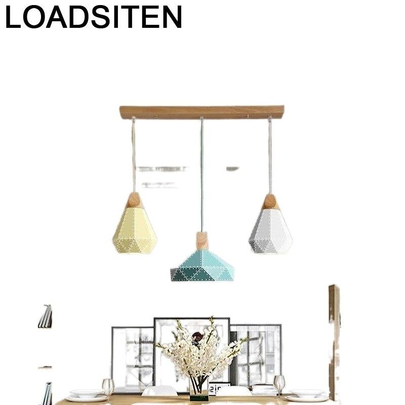 Lámpara Moderna De Techo Para Comedor, Luminaria Colgante De diseño nórdico, Luminaria...