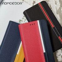 Чехол-книжка для Xiaomi Redmi Note 10 9T 5 6 7 Pro 6a S2 5 Plus Mi A2 9 8 Lite A1 6x 5x MIX 2s Note 3, кожаный