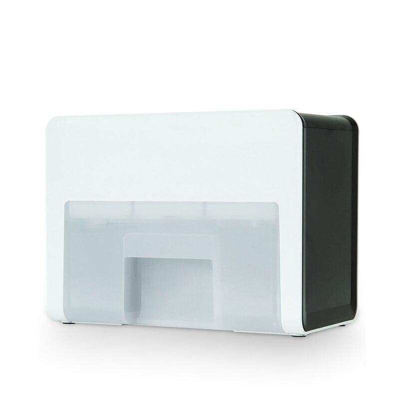 ماكينة تقطيع الورق الصغيرة المكتبية المنزلية الجسيمات الصغيرة الكهربائية المحمولة سطح المكتب ورقة تقطيع المستندات 220-230 فولت/50 هرتز 9931 QX