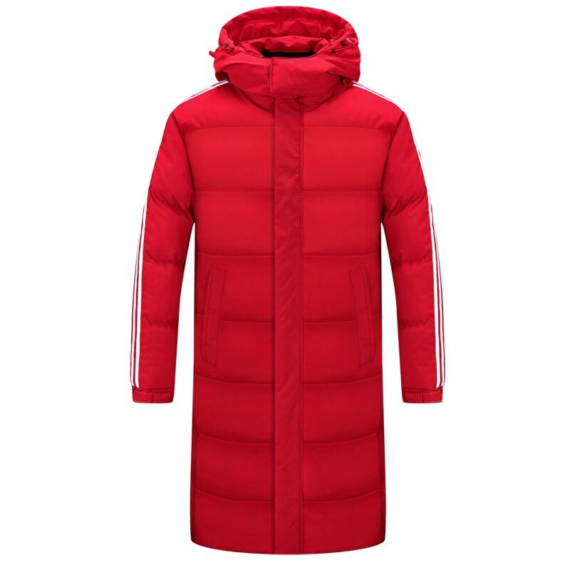 Maidangdi Jacket Man Winter 21 Outerwear Coats Man's Long Casual Light ultra thin Warm Down puffer jacket Parka branded Bigsize