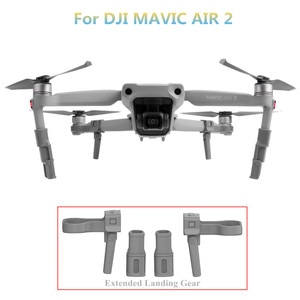 Quick release Foldable Extended Landing Gear Drone Leg Support Protector Heightening 35mm for DJI Mavic Air 2