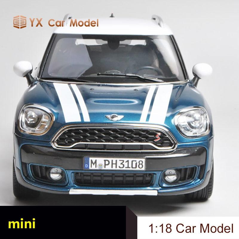 Auto modell Kyosho mini countryman auto modell 1 18 mini simulation modell