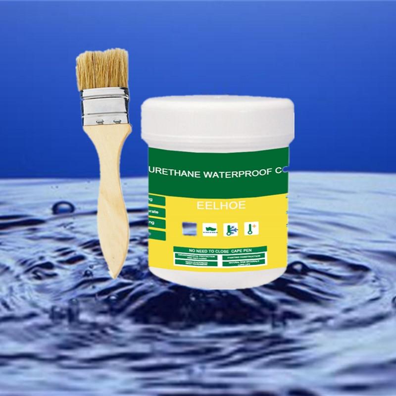 Transparent Waterproof Glue And Brush Waterproof And Leakproof Glue For Exterior Wall Bathroom Toilet Floor Tiles 2021