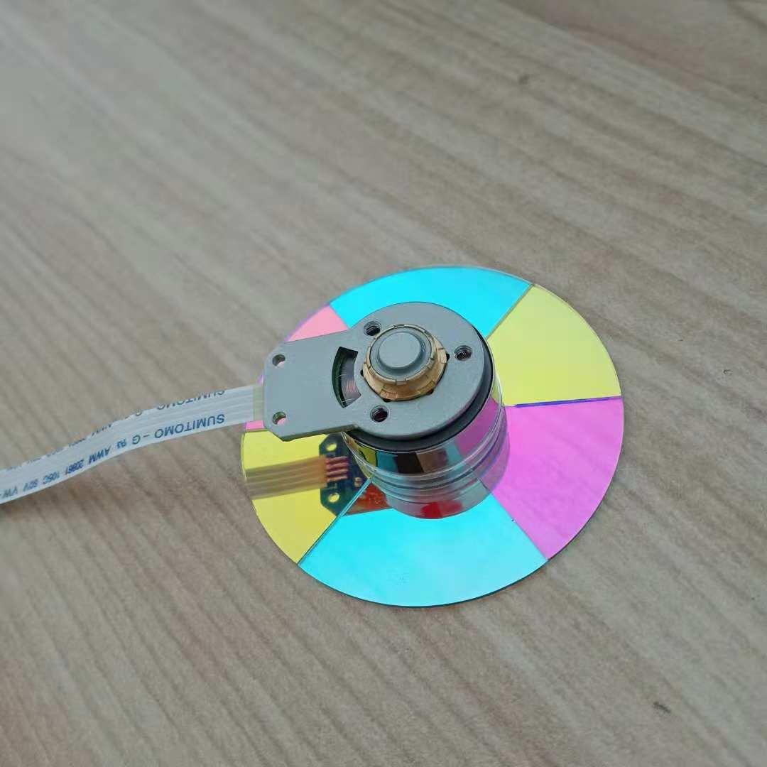ملحق البروجيكتور عجلة ألوان البروجيكتور لبينكيو PE7700 Infocus IN76 48 مللي متر