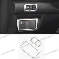 car headlight switch adjust hud radar button panel trims for honda accord 2018 2019 2020 2021 2022 10 gen 10th sport auto