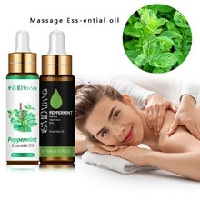 10ML Peppermint Essential Oil With Dropper Refreshing Massage Oil Improve Skin Cuticle Oil Hair Care