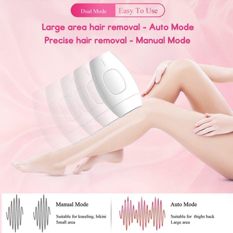 900000 Flash Professional Laser Epilator Women Photoepilator Ipl Hair Removal Machine Facial Epilator Depilation Permanent enlarge