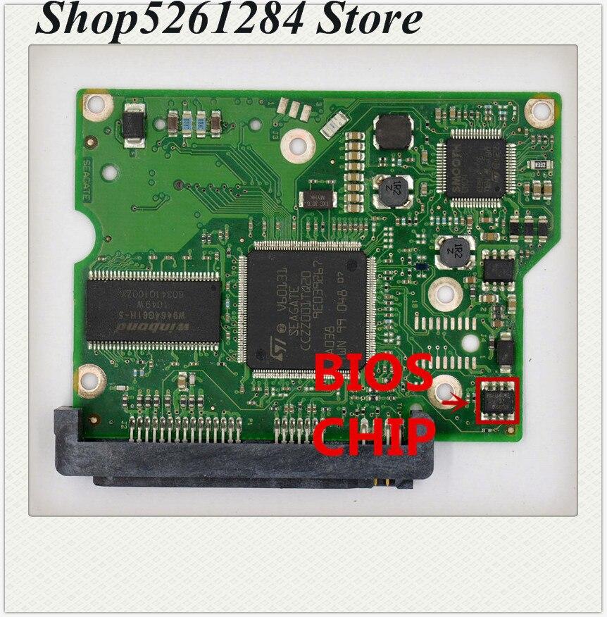 Placa lógica HDD PCB/Seagate/100532367 REV A , 100532367 REV B , 100532367 REV C / 2364 , ST3160318AS , ST3500418AS