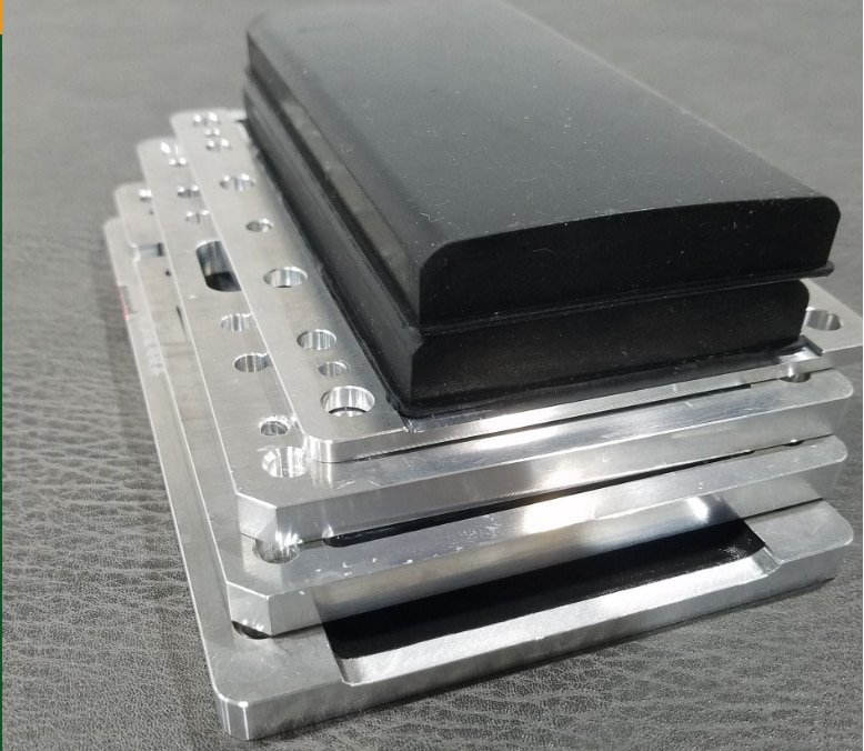 Edge Laminating Mold Fitting Mold Mold Base Cushion for S7 Edge/s8/s8 Plus/s9/s9 Plus/note 8 LCD Glass Hand Tool Parts