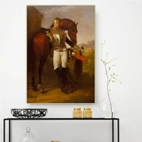 citon antoine jean gros%e3%80%8aportrait of second lieutenant charles legrand%e3%80%8bcanvas oil painting art modern wall decor home decoration