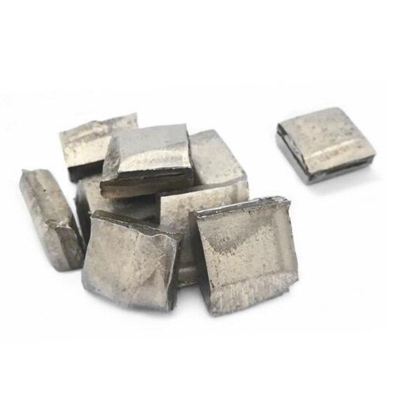 100g 99.99% High Purity Pure Nickel Ingot Sheet For Electroplating недорого