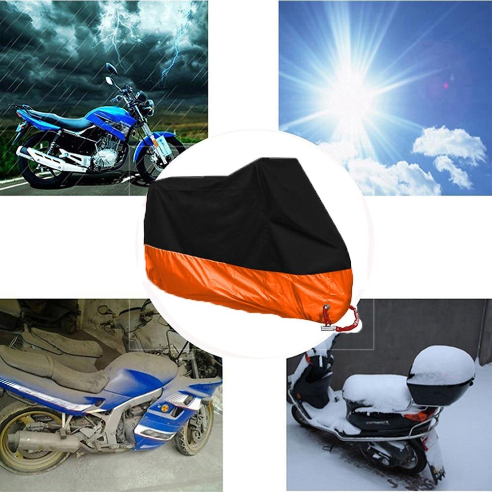 Cubierta de la motocicleta para KTM Gsxr 600 Mt-07 Honda X Adv-Tmax Dx S1000Rr Mt09 Ktm 2018 Honda 690 Cb650R Cbr honda 600 R # L3O044