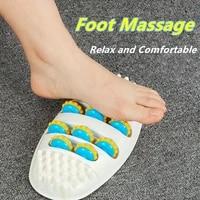 foot massage roller foot massager foot spa body massager bath leg muscle stimulation relax detox foot massage home use device