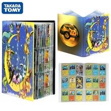9 Pocket 432 Card Pokemon Album Collection Book Playing Game Map Holder Anime Pokémon List Eevee Bi