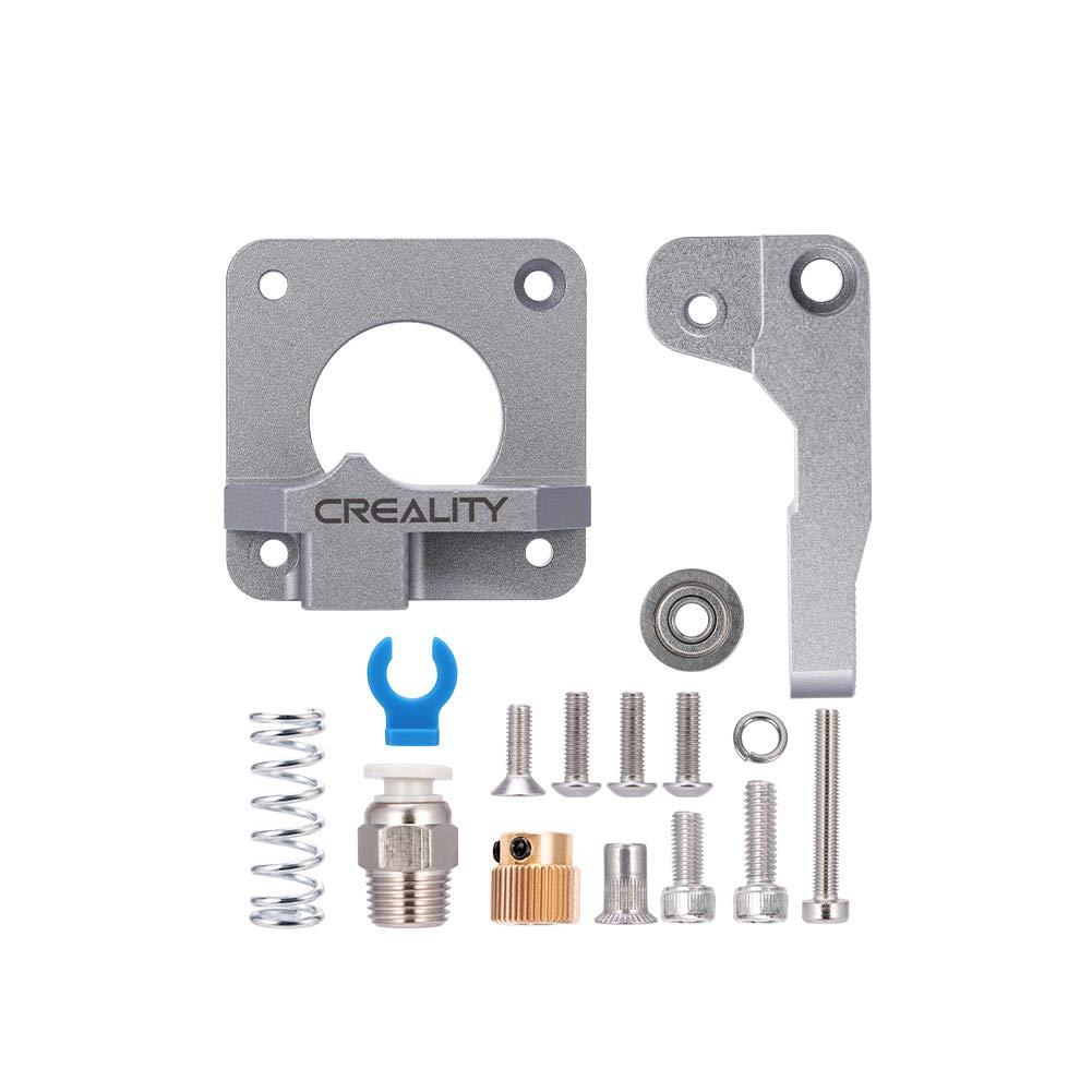 CREALITY 3D New Metal MK8 Gray Color Extruder Aluminum Alloy Block Bowden Extruder 1.75mm Filament For Ender CR Series Printers