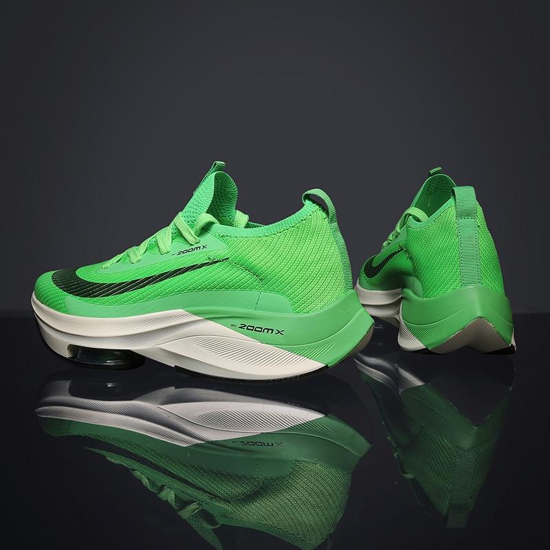 الرجال الرياضة التدريب أحذية رياضية وسادة هوائية شبكة تنس أحذية رياضية في الهواء الطلق احذية الجري عدم الانزلاق مقاومة للاهتراء حذاء كاجوال