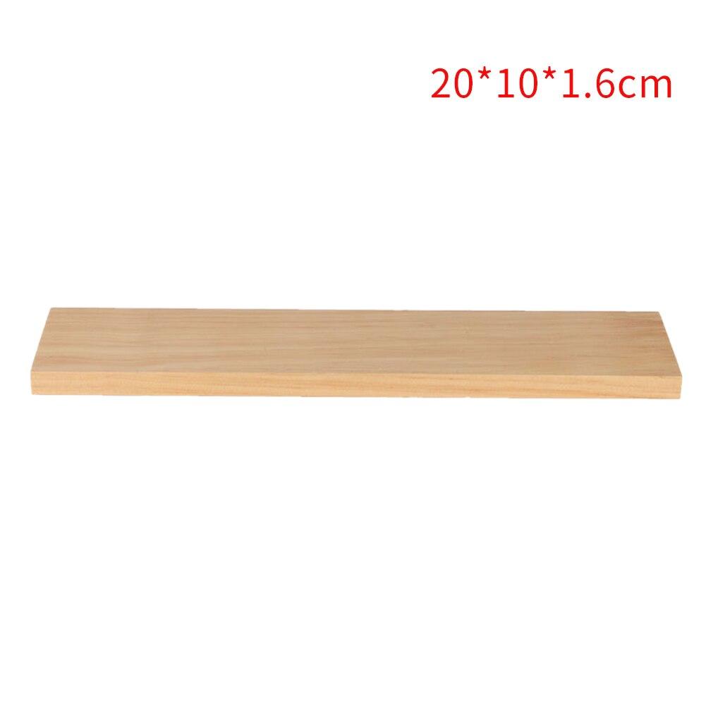 Bar, hogar, oficina, sala de estar, organizador artesanal, tablero de madera para dormitorio, soportes decorativos, estante de pared rústico, baño flotante