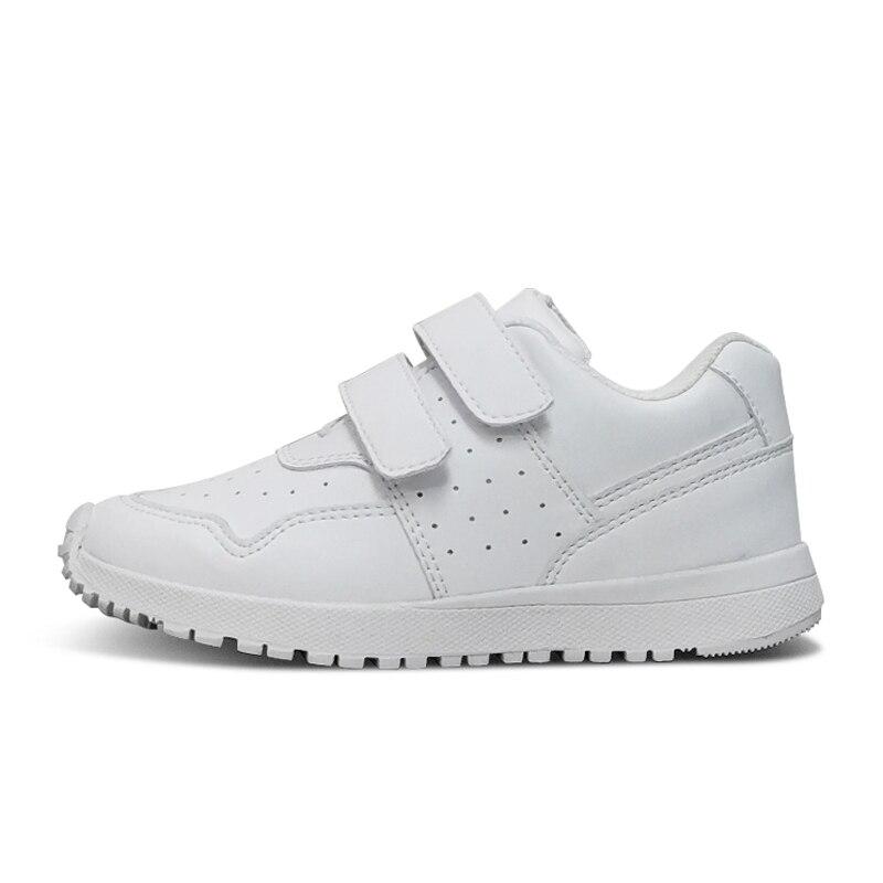 Ortoluckland Kids Shoes Girl Child White Sneakers Toddler Orthopedic Tipsietoes Running Footwear Kin
