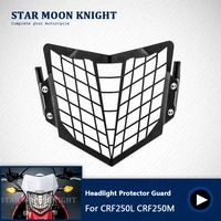 headlight protector grille guard cover for honda crf250l crf250m crf 250 l crf 250 m 2012 2013 2014 2015 2016 2017