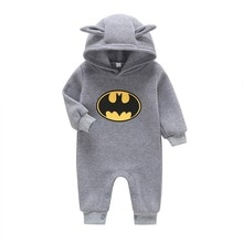 Newborn Baby Boy Jumpsuit Kids Clothes Baby Romper Long Sleeve Jumpsuit Overall Baby Clothes