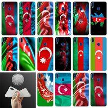 Coque de téléphone en Silicone drapeau azerbaïdjan drapeau personnalisé pour Huawei Honor 10i 9i Lite 8a 8x max 8c 7x 7a pro 6x V20 Paly Soft