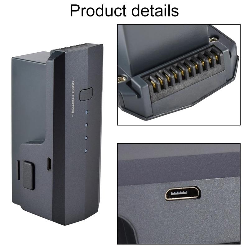 SJRC F11 4k Pro Battery Original Drone Battery 11.1V 2500mAh Lipo Battery Accessories 5G Wifi PFV Dron Spare Battery F11/F11 PRO enlarge