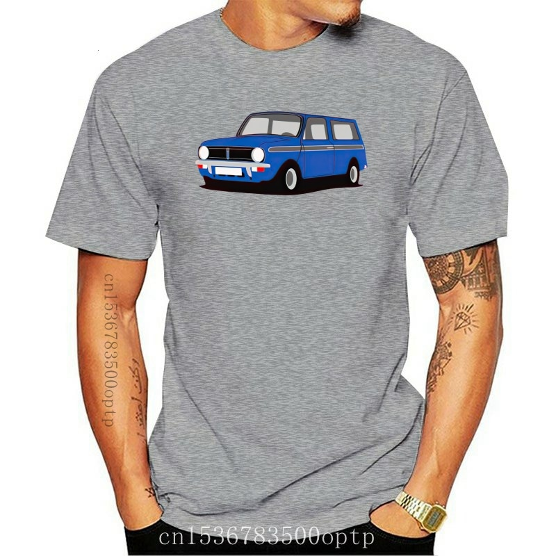 New Men tshirt Short sleeve Classic Mini Clubman Estate Unisex T Shirt O neck Women t-shirt